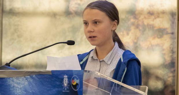 Αποτέλεσμα εικόνας για Greta Thunberg