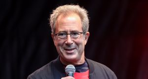 Ben Elton: 'You may not like it, but I don't think there's anybody like me.' Photograph: Jack Taylor/Getty