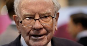 Warren Buffett, chief executive of Berkshire Hathaway, has always argued buybacks make sense if a company is trading below its 'intrinsic value'. Photograph: Rick Wilking/Reuters