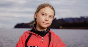 Greta Thunberg: Ryan Tubridy has been criticised for his on-air remarks about the activist. Photograph: Tom Jamieson/New York Times