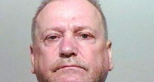 William Charlton was sentenced to 21 months at Newcastle Crown Court for five counts of inciting racial hatred after speaking at a series of marches between September 2016 and July 2017.  Photograph: Northumbria Police/PA Wire