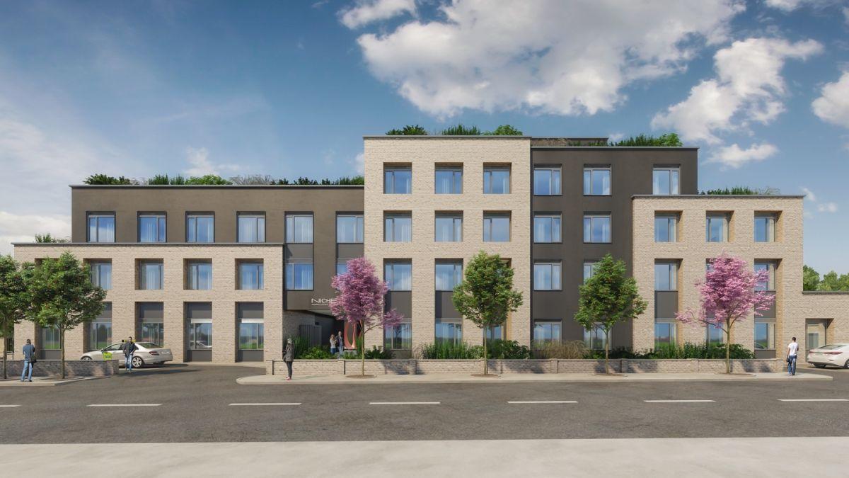 Hospital backs plan for Old Navan Road accommodation scheme