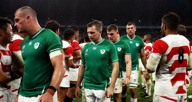 Japan The Latest In Ireland S History Of Losing To Rugby World Cup Hosts