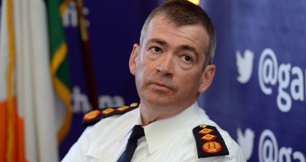 The appointment of Drew Harris as Garda                   Commissioner last year has been associated with an                   increased focus on internal discipline. Photograph:                   Cyril Byrne