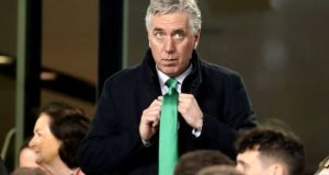 John Delaney is believed to have secured a deal worth around €500,000 to resign his position with the FAI. Photograph: Niall Carson/PA Wire