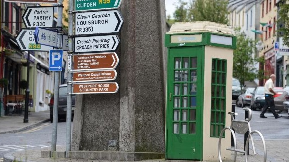 Tidy Towns winner to be announced today