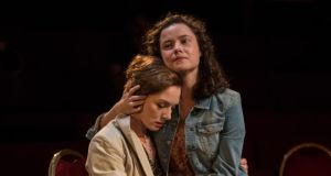 Hecuba: a compelling staging of the Greek myth. Photograph: Ste Murray