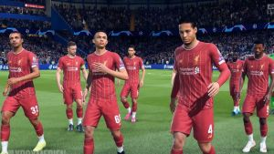 Liverpool in Fifa 20