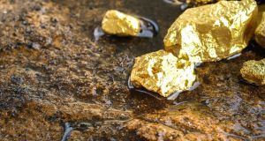 While there may well be gold in them thar hills, investors might well run out of confidence before it can be found. Photograph: iStock