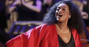 Jessye Norman: the American soprano has died aged 74. Photograph: Sean Gallup/Getty