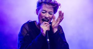 Amanda Palmer:  'It's not really in vogue nowadays to show yourself, warts and all, in the age of self-branding and Instagram filters and hashtag-live-your-best-life.' Photograph: Ant Palmer/Getty Images