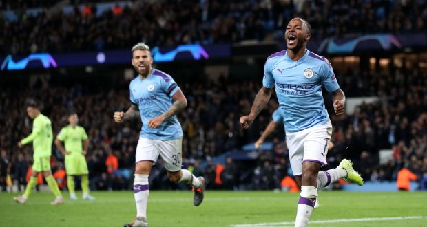 Raheem Sterling S Introduction Works A Treat For Manchester City