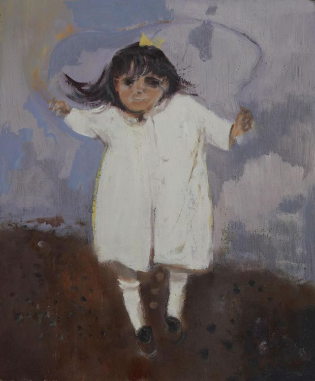 George Campbell, Skipping, €600-€900