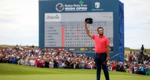 The Irish Open has moved to a new May date.