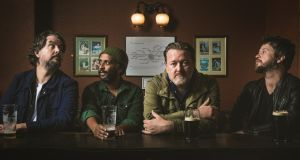 Elbow room: Giants of All Sizes is  a departure from the band's last few records