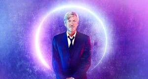 This week's distraction in The  Circle:  the arrival of  daytime TV's resident sun king, Richard Madeley. Photograph: Channel 4