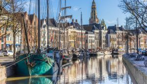 Groningen. 'There is a lot of interest in Dutch universities: they have high-ranking courses.' Photograph: iStock