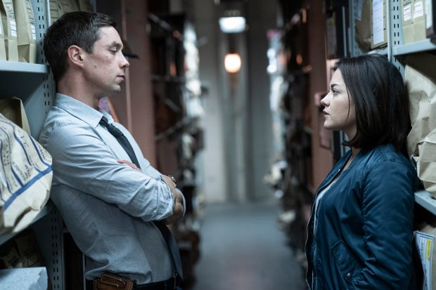 Rob Riley (Killian Scott) and Cassie Maddox (Sarah Greene) are refreshingly drawn as a partnership of equals in Dublin Murders.