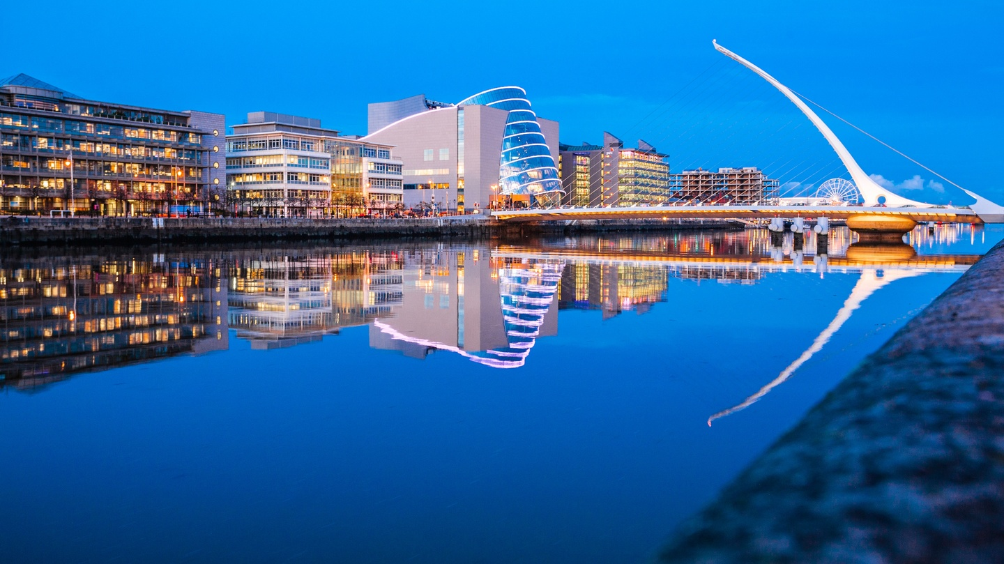 What non-Irish workers think of 'beautiful', 'expensive', 'unsafe' Dublin