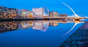 Dublin compares reasonably well with other cities around the world when it comes to overall reputation, scoring better than Seattle, Boston and Barcelona but behind San Francisco, Toronto, London, Copenhagen and Sydney