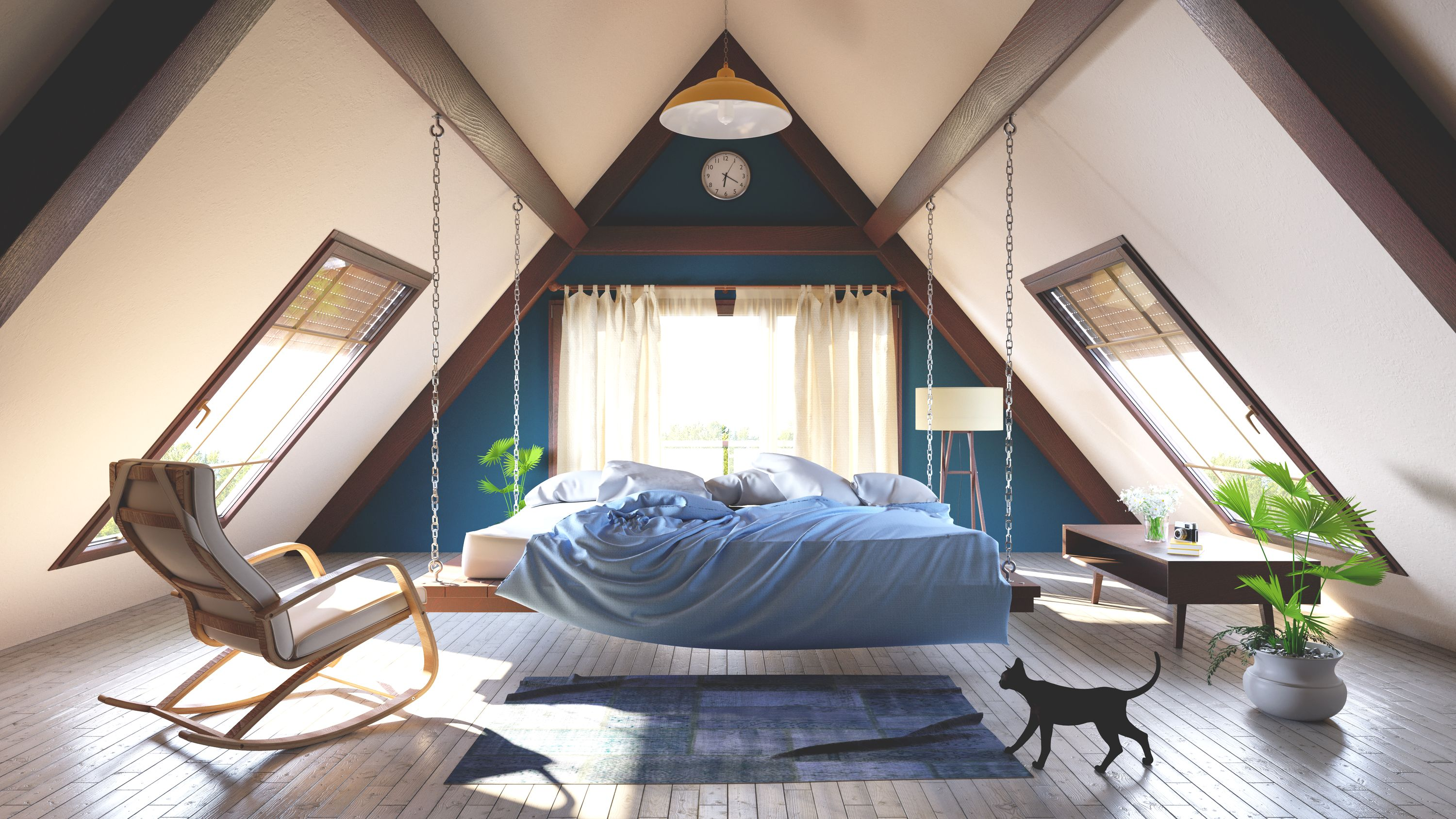 Attic conversion or side extension which adds most value to your ...