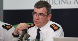 Commissioner Drew Harris, who was formerly deputy chief constable of the Police Service of Northern Ireland, was appointed in September 2018. File photograph Nick Bradshaw/The Irish Times