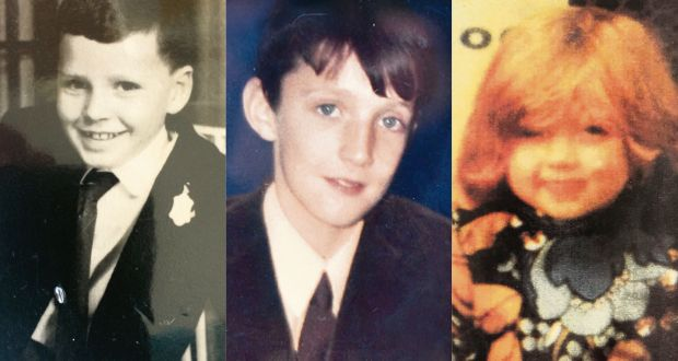 Children of the Troubles: Peter Watterson, Philip Rafferty and Siobhan McCabe