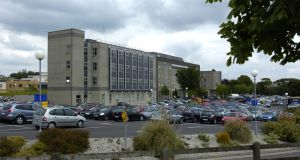 Letterkenny University Hospital. The review chairperson will examine alleged delays in the diagnosis of endometrial cancers and the way postmenopausal bleeding was assessed in the hospital. File photograph: Tervor McBride