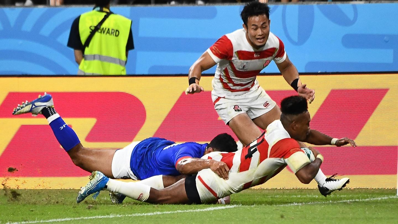 How Ireland can reach quarter finals after Japan beat Samoa