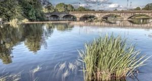 The River Blackwater at Fermoy, Co Cork. Photograph: Getty Images