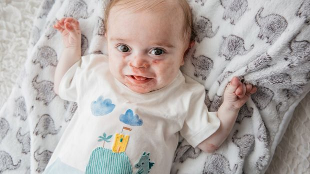 'We had to find the strength and determination to give our little Luca the best quality of life possible.'