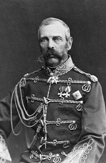 Tsar Alexander II. His assassination had a profound impact on the young Ethel . Photogrpah: J Bajetti/ Public Domain