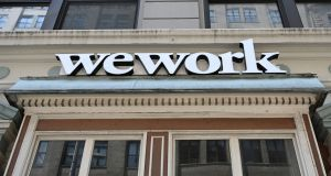 The shock from WeWork's failed IPO last month has been echoing back through the private markets. Photograph: Timothy A Clary/AFP/Getty