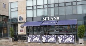 Pizza Express, which owns Milano, has hired financial advisers ahead of crunch talks with creditors over the restaurant group's soaring debts.