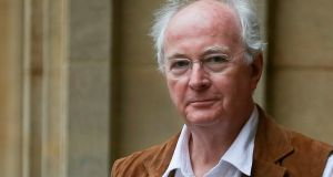 British author Philip Pullman:  'I don't think anyone could have predicted the ruin, the decay, the distress, the chaos, this most terrible and appalling mess.' Daniel Leal-Olivas/AFP/Getty Images