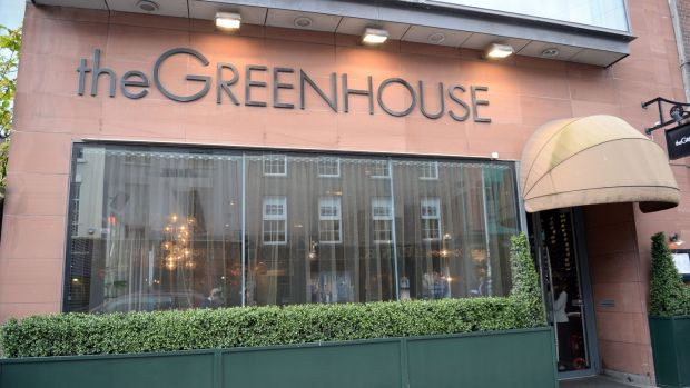 The Greenhouse, Dawson Street, Dublin. Photograph: Eric Luke