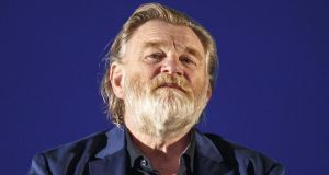 A Higher Loyalty: Brendan Gleeson will portray Donald Trump for CBS. Photograph: Rich Polk/Getty