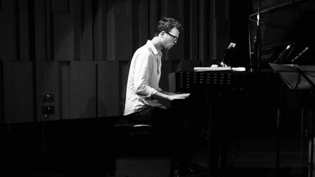 Pianist Graeme Bourke plays the Dublin Jazz Co-Op series at the Workman's Club, Dublin on Sunday, October 13th