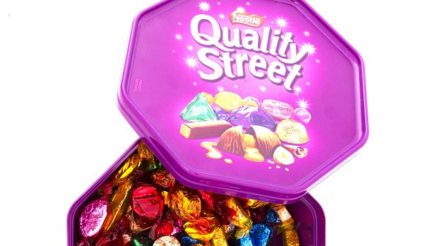 Earlier this month Quality Street made headlines again after Nestle released its big Christmas seller and people noticed it was just a little bit smaller than it once was