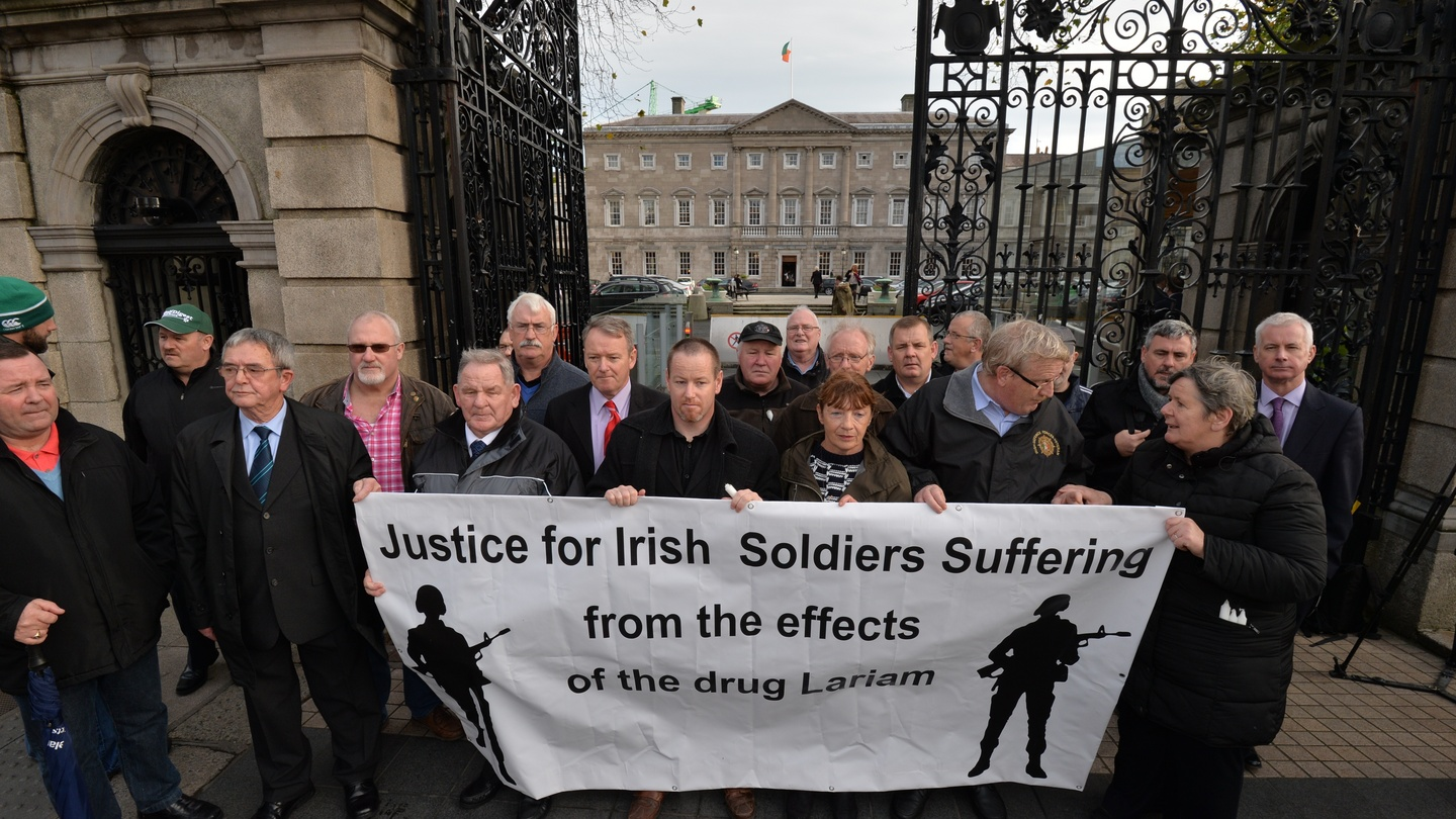 Sharp rise in personal injury claims by Defence Forces