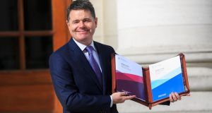 What does Budget 2020  mean for you? Photograph: Gareth Chaney/Collins