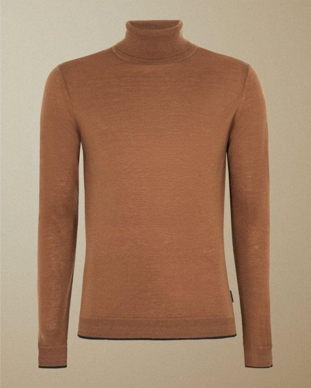 Polo neck, €115, Ted Baker, Arnotts