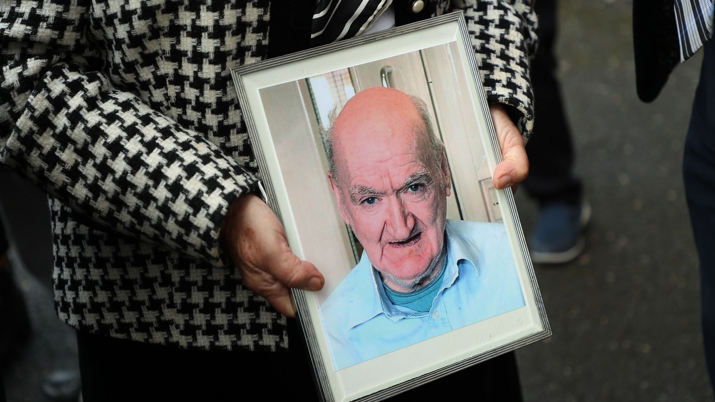 Ashes of Joseph Tuohy who died alone have been laid to rest in Tipperary