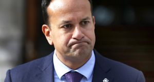 Taoiseach Leo Varadkar: 'I don't play dirty, and I don't think most EU leaders do either.' Photograph: Brian Lawless/PA Wire