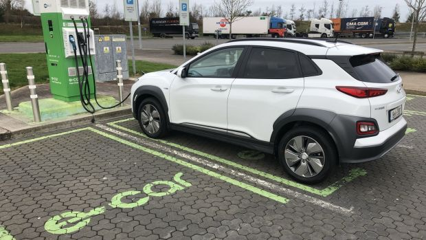 End of the road for electric car grant for company cars