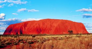 Visitors will no longer be able to scale the Australian landmark, formerly known as Ayers Rock, from October 26th.