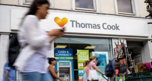 Thomas Cook fell into liquidation on September 23rd after its creditors and largest shareholder failed to agree a deal to save the  travel company. Photograph: Getty