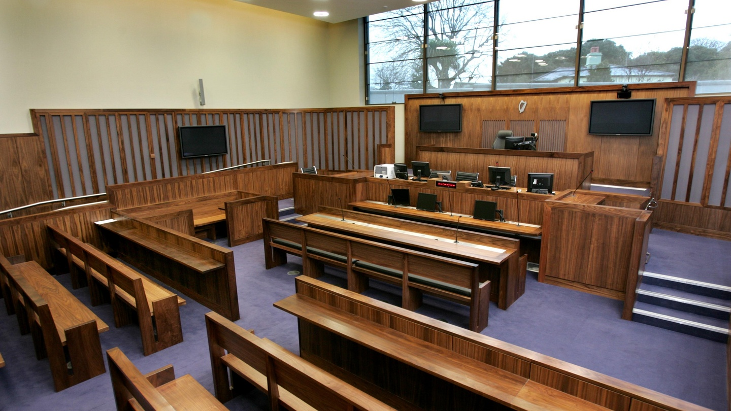 Entertainer denies sexually assaulting young man in Dublin