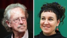 Nobel prizes for literature announced in Stockholm