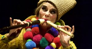 Baba Yaga will take place as part of Baboró, in the Town Hall Theatre for 7-13 year olds